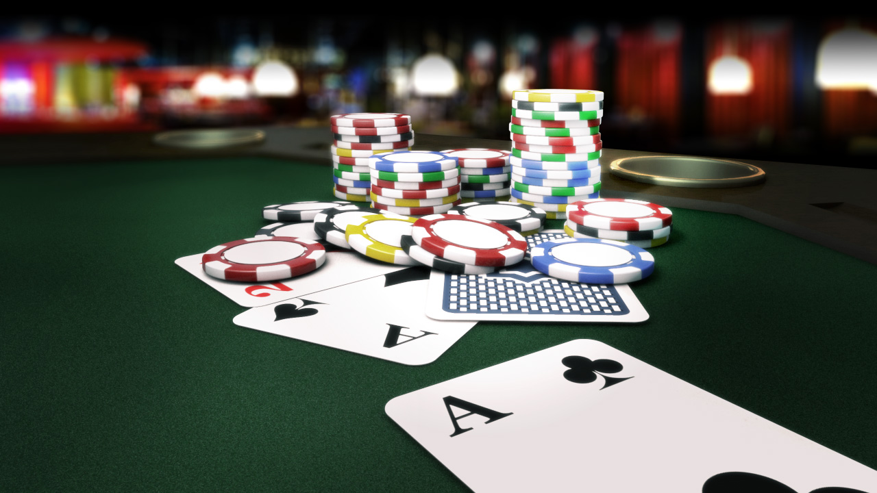 how to play holdem in a casino
