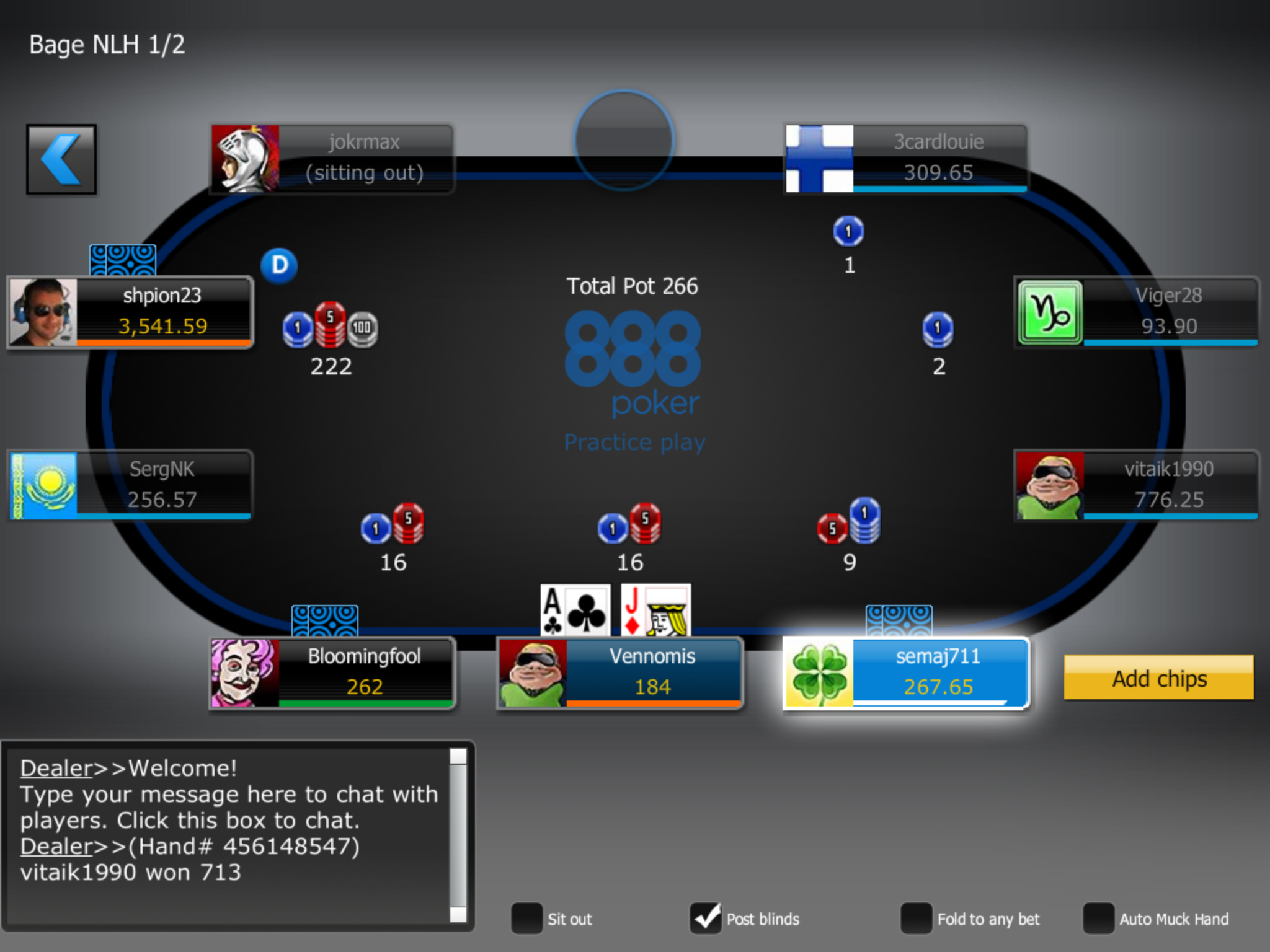 poker player stats