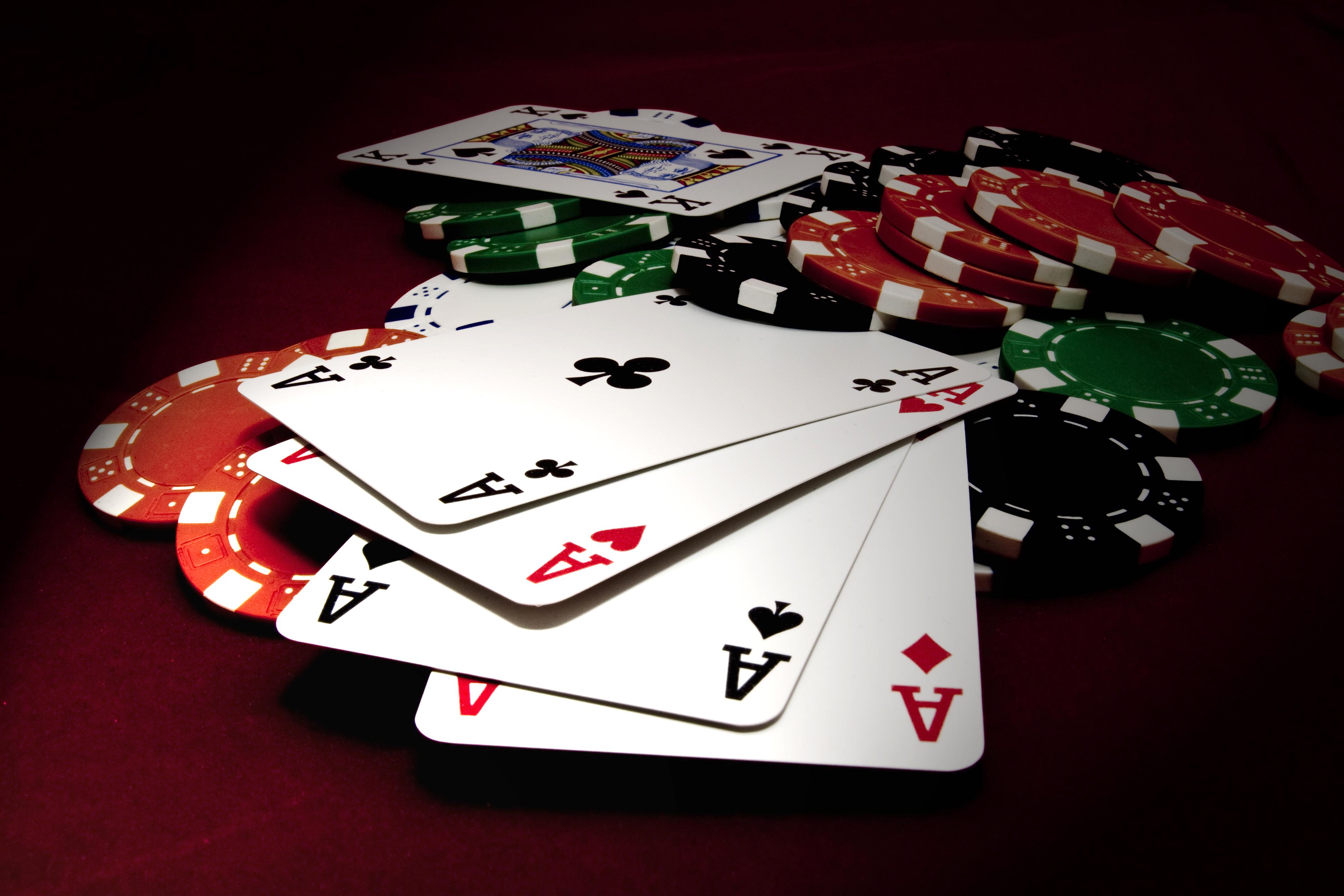 Parq Casino Poker